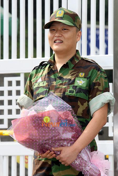 Psy aka Park Jae Sang